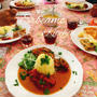 8月 エルベアモ スパイス料理教室