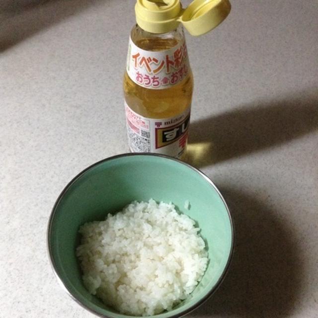 「ミツカンすし酢」で太巻きすし弁当
