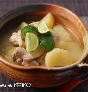 調味料は塩だけ~、素材の味を楽しむ『鶏肉とじゃがいもの塩煮』他2品