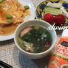 ナンプラー風味のスープ