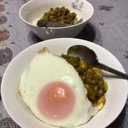 【簡単こどもごはん】カレーが食べた〜い!時間がなくても簡単☆ひき肉と大豆のドライカレー