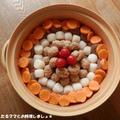 簡単コロコロ★まんまるお鍋♪ by わんたるさん