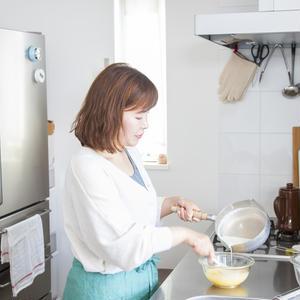 お菓子作りのちょっとしたストレスがなくなる「ウィスク(泡立て器)」がスゴい!~大石亜子(あこ)さんのお気に入り