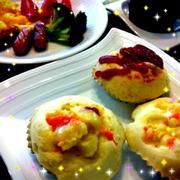 ★週末の朝食〜簡単パン〜★