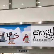 【株主優待活用術】銀座松屋のピングー展8/12から始まってた