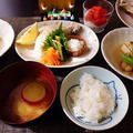 焼き豆腐とベビー帆立の炊き合わせ☆和食がおいしいよね♪ by みなづきさん