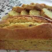 カラメルバナナパウンドケーキ