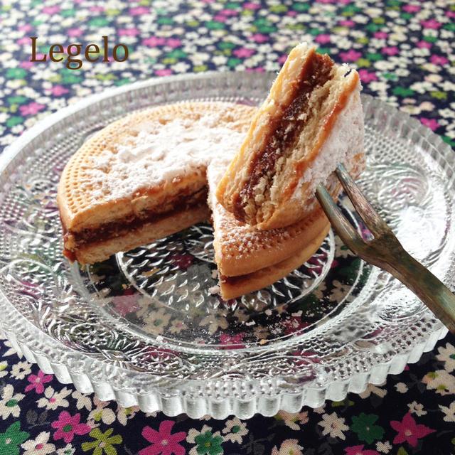 超簡単☆冷たいビスケットケーキ&秋にはシューマンのロマンス♪