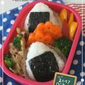 今日の幼稚園弁当/きたよーーー!