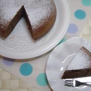 炊飯器で作る簡単♪チョコレートケーキ