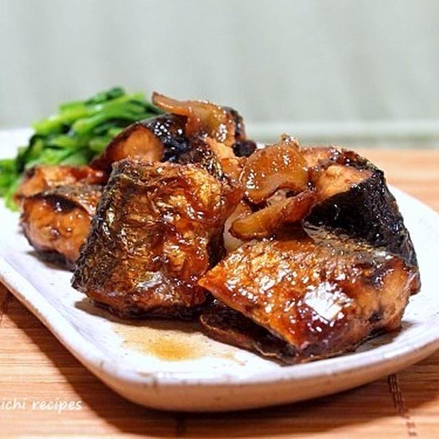 さっと揚げてからの「秋刀魚の生姜煮」&「ローストビーフの切り落とし」&コメントのお返事です~