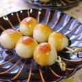 【レシピ】たれはレンチン!お豆腐白玉団子