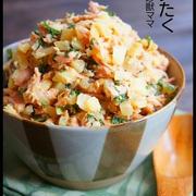 これはやみつき!朝食におすすめの簡単「ツナマヨごはん」レシピ5選