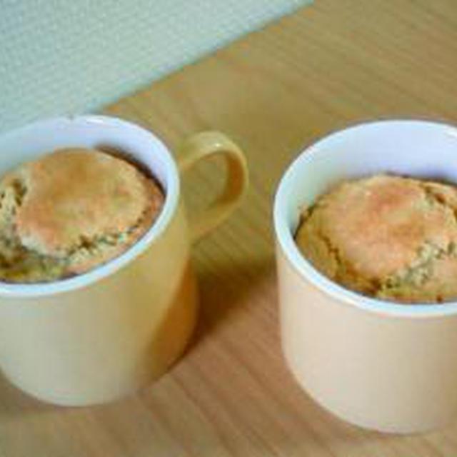 栄養たっぷり 高野豆腐のカップケーキ♪♪