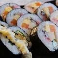 今日のイチオシレシピで【恵方巻き4品レシピ】海鮮/海老フライ/太巻き2種が掲載されました。