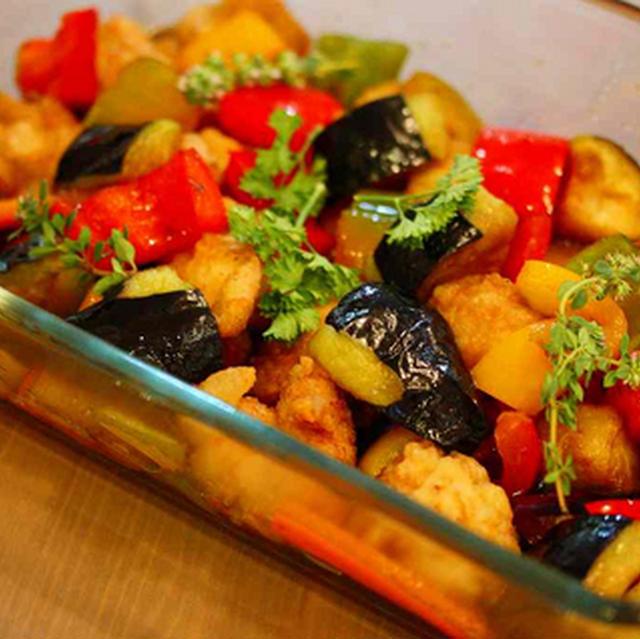 VENTめしで紹介した茄子レシピ