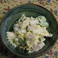 スープツナとたっぷり卵のタルタルマカロニサラダ by Amaneさん