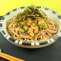 オクラ納豆そばのレシピ by 銀木さん