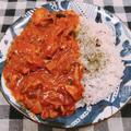 ハウス食品 完熟トマトのハヤシライスソース トマ辛ハヤシを作ってみました!