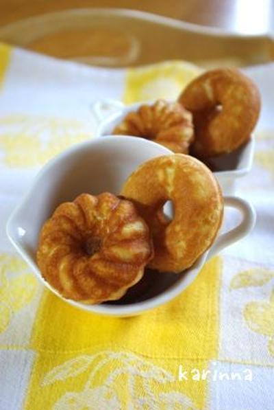 小夏フルブラ 焼きドーナツ