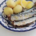 週末ゆるっと、初夏の味わい「ポルトガル風いわしの塩焼き」