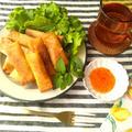 豚肉と海老のベトナム風春巻