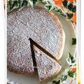 ベリー ☆ コーンミールケーキ