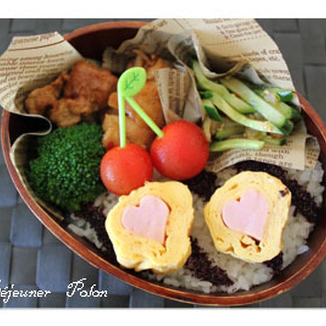 チキンの豆板醤とポン酢のソテーno.524~キルフェボンのタルト☆