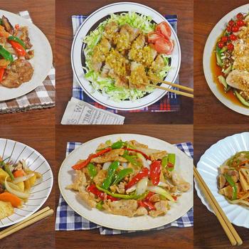 【夏バテ予防レシピ】お酢でさっぱり まろやか 肉料理6選