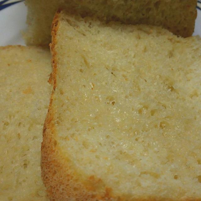 薄力粉でパン
