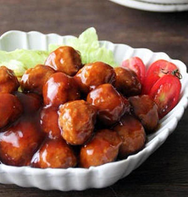 アレンジいろいろ♪「甘酢×肉団子」のおすすめレシピ