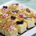 ホワイトチョコバナナチーズケーキ by 岸田夕子(勇気凛りん)さん