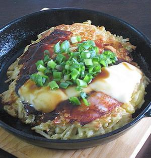 えのき茸のチーズ玉