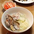 シンプルに美味しい☆塩麹鍋 by こもれびさん