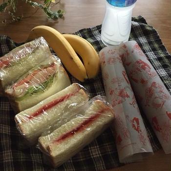 遠征持参のお弁当♪…まさかの出来事。