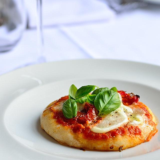 手作りしちゃう? ホームメイドビザ/Home made Pizza