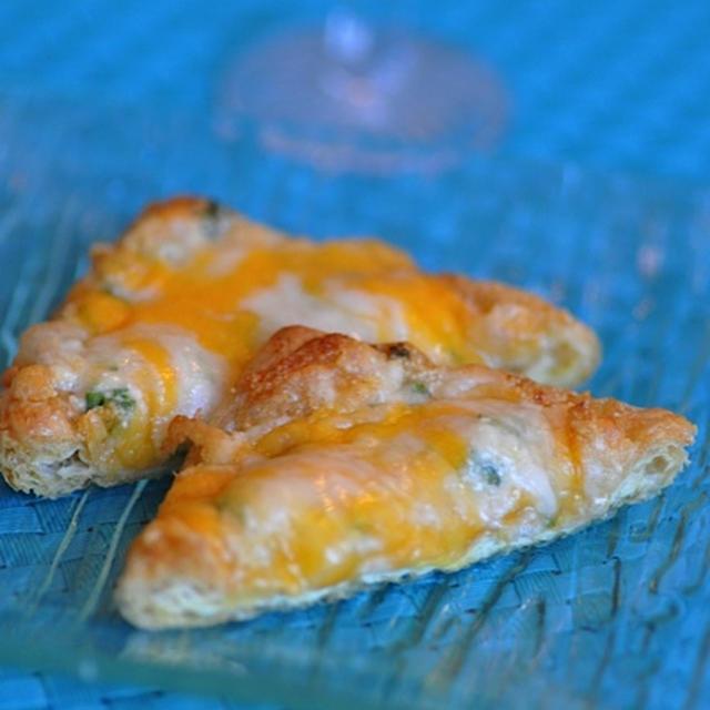 明太子と油揚げのチーズ焼き
