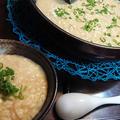 【レシピ】優しい味にホッコリ【玉子雑炊・味噌風味】~質素と思うか、幸せと思うか~