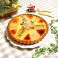 【レシピ】ラ・フランスのアーモンドクリームタルト♪