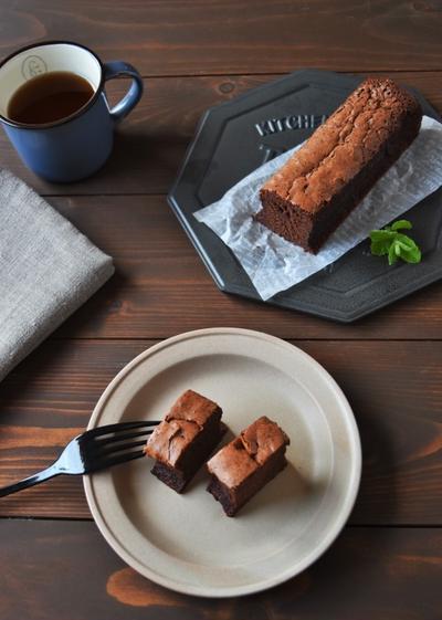 【感謝】読者登録10万人超え*チョコレートケーキのおやつ*
