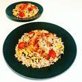 チキンとワイルドライスのハーブグリルレシピ☆人気のワイルドライス・ハーブの選び方。