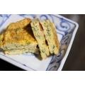 ≪ひき肉と パクチーの タイ風オムレツ≫