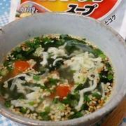 さっと作れておいしい!お手軽「わかめスープ」レシピ