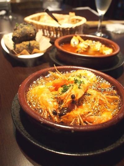 魚介が美味しいスペインバルへ マリスケリア ソル