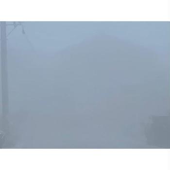 #我が家は雲の中