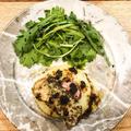 フォアグラ俱楽部 フォアグラ 鴨肉 トリュフ フレンチ風な一品 ロッシーニ風なものを作りました
