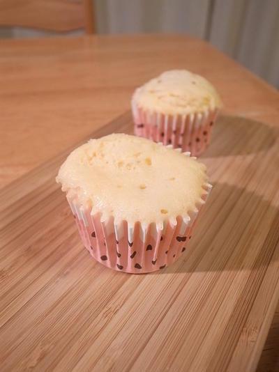 レンジで簡単!カップケーキ!わずか30秒|かんたん×美味
