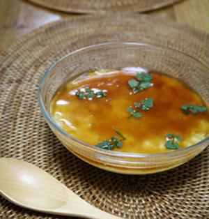 長芋豆腐蒸し