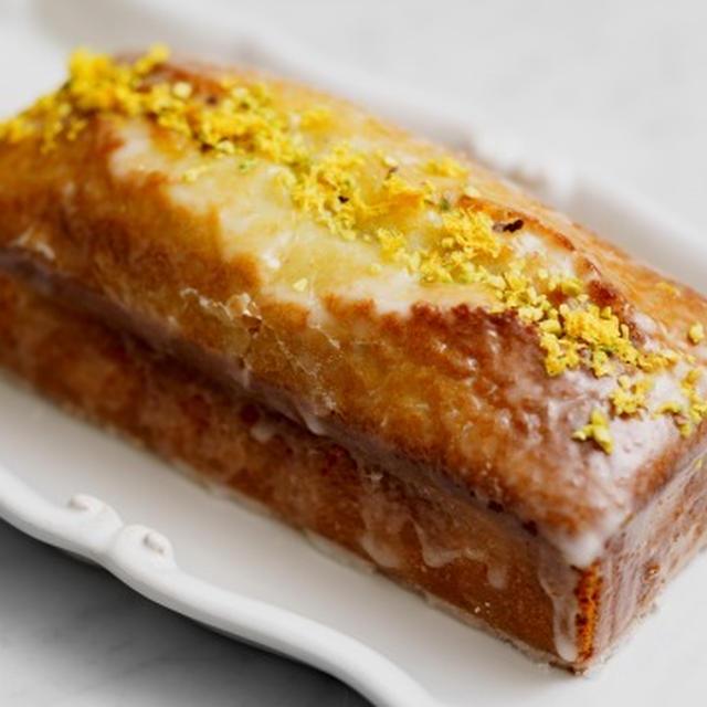 レモンとピスタチオのパウンドケーキのレシピ