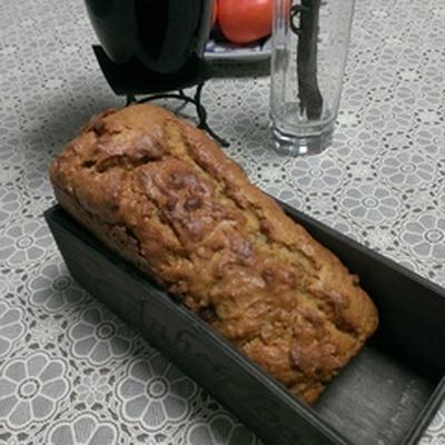 干し柿パウンドケーキ(レシピ)